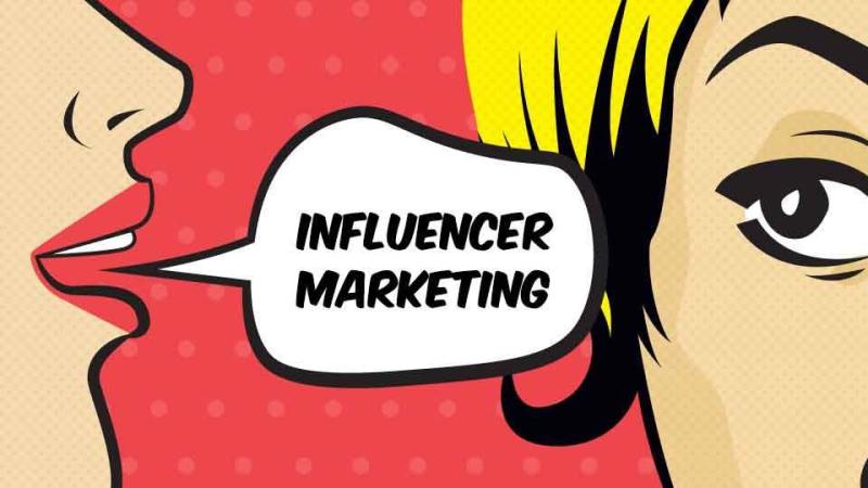 Campaña publicitaria con el influencer ideal