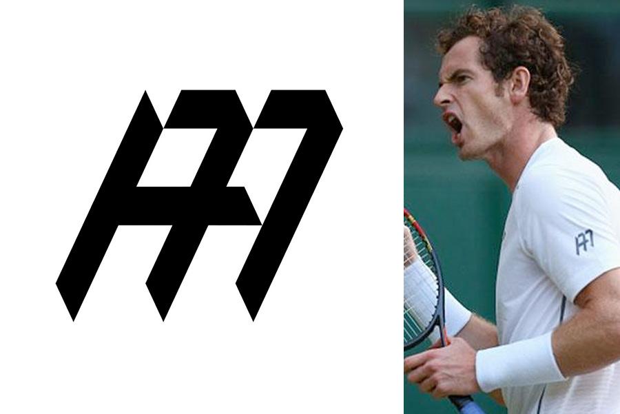 logo de andy murray tennis