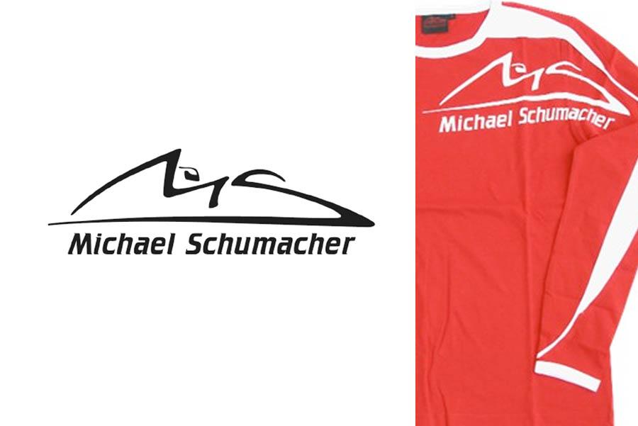 logo de shumacher piloto