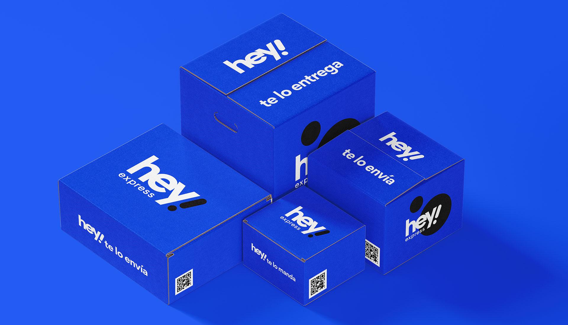 Diseño de branding logo de agencia creativa