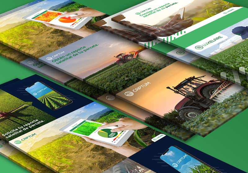 redes sociales agricultura