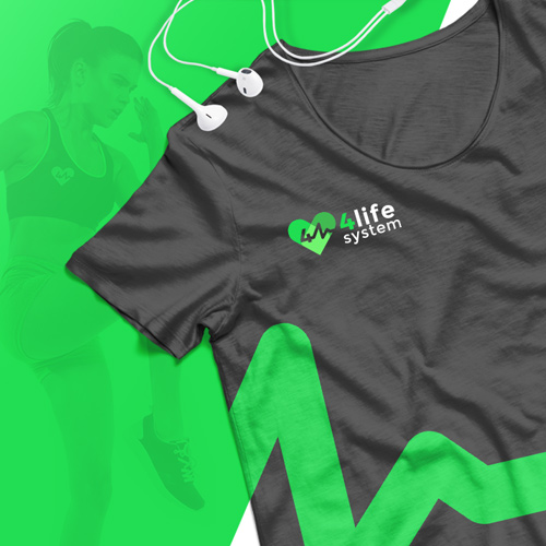 Diseño de branding deportes