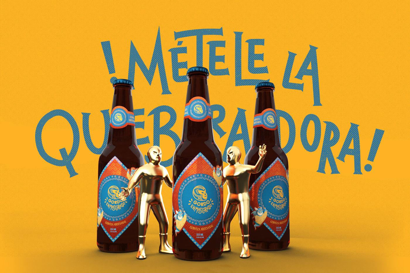 cerveza artesanal diseño