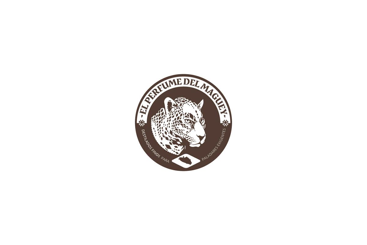 diseño de logo mezcal