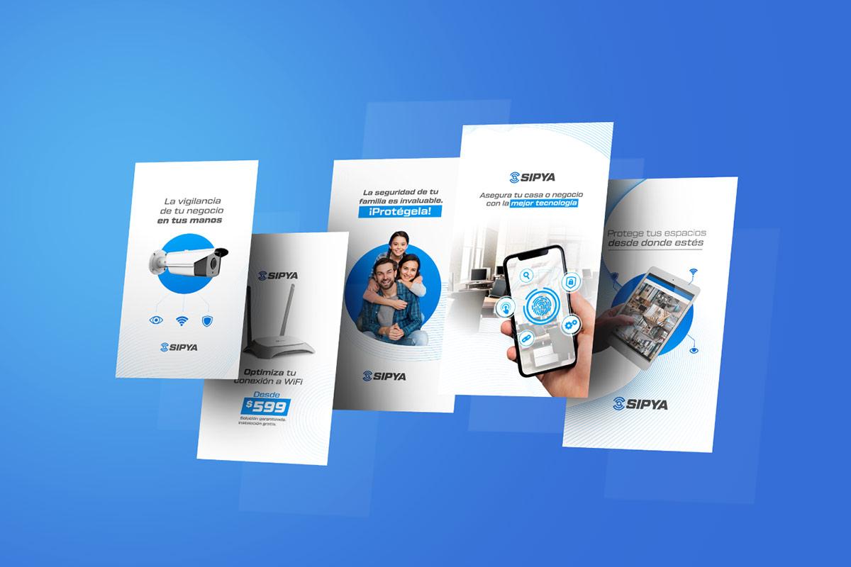 redes sociales y branding agencia creativa