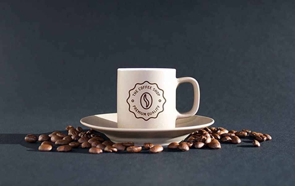 Coffee MockUps PSD