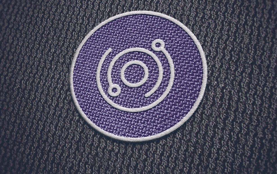 Embroidery Logo Mockup