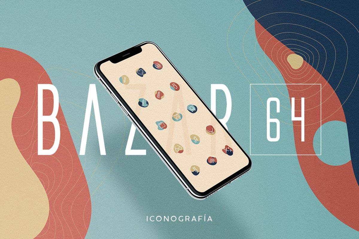branding iconos diseño agencia