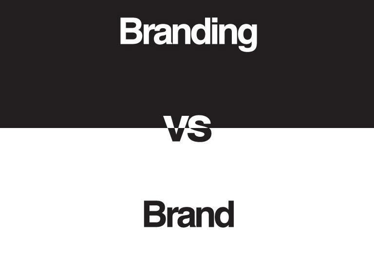 Diferencias entre marca y branding