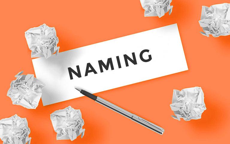 branding naming descripcion