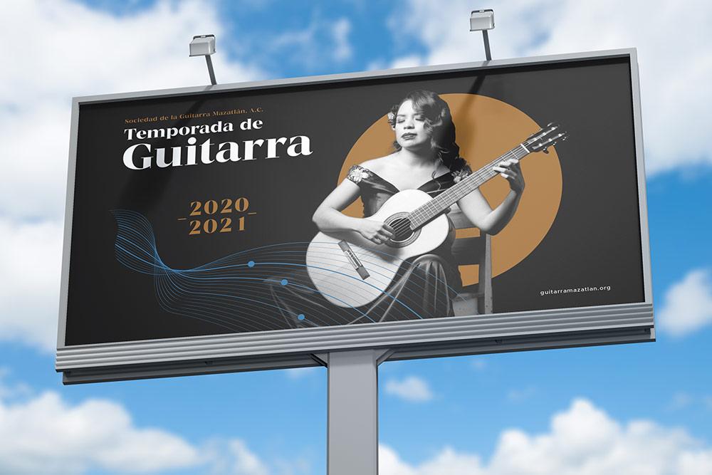 branding espectacular evento guitarra mazatlan